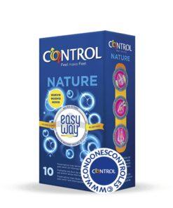 Comprar Preservativo Control Easy Way 10 Uds - Preservativo Fácil Colocación
