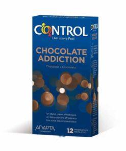 Control Sex Chocolate Addiction 12 Unidades