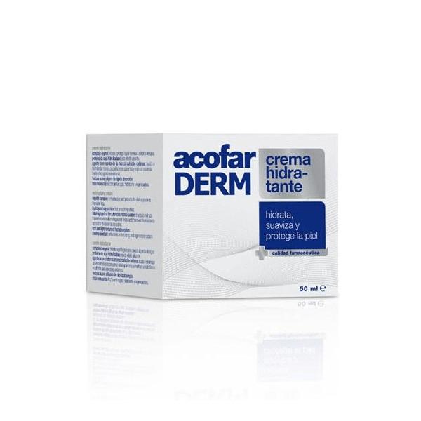 Acofar CREMA hidratante facial 50 ml