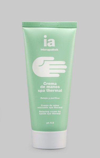Crema de Manos Spa 100 ml Interapothek