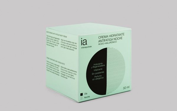 Crema Hidratante Antifatiga Noche 50 ml de Interapothek