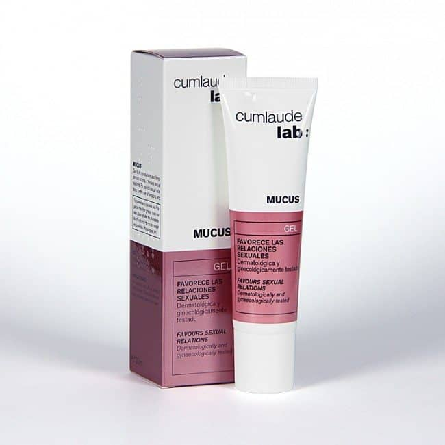 Comprar Cumlaude Mucus Gel Vaginal 30ml
