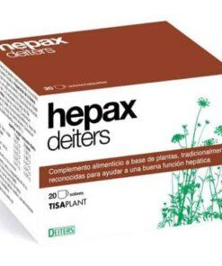 Comprar Hepax Deiters 20 Sobres/Filtro
