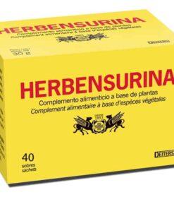 Comprar Deiters Herbensurina 40 Sobres-Filtro