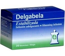Delgabela Infusión 20 Unidades