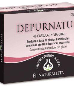 El Naturalista Depurnatur 48 Cápsulas