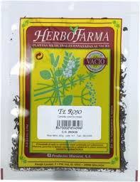 Te Rojo Herbofarma Al Vacío 40 Gr