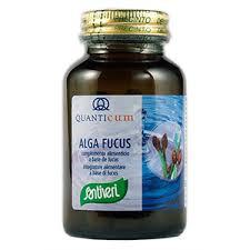 Comprar Santiveri Quanticum Algas Fucus 70 Compr