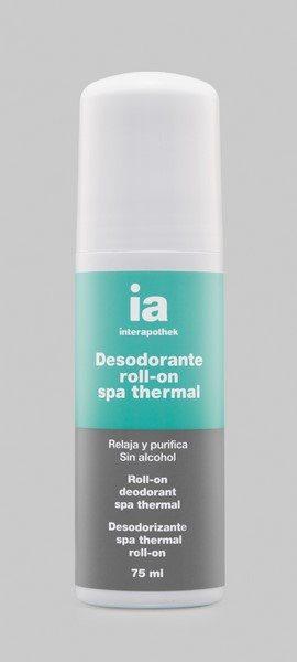 Desodorante Roll On Spa Thermal 75 ml de Interapothek