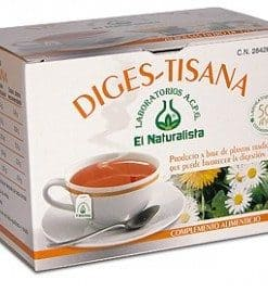 Comprar El Naturalista Digestiana 20 Bolsitas