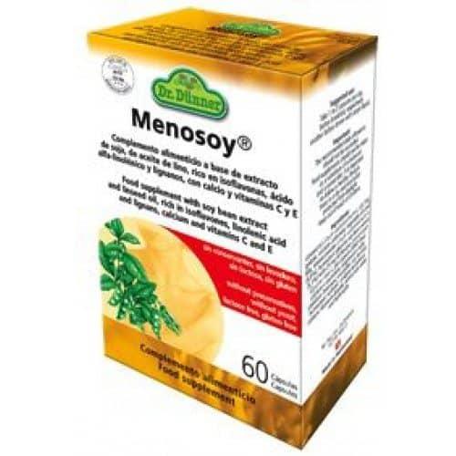 Comprar Menosoy 60 Cápsulas