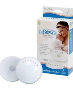 Conchas Protectoras Recogeleche Dr Browns