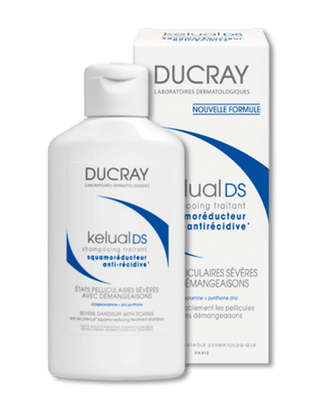 Comprar Ducray Kelual DS Champú 100 ml - Anticaspa
