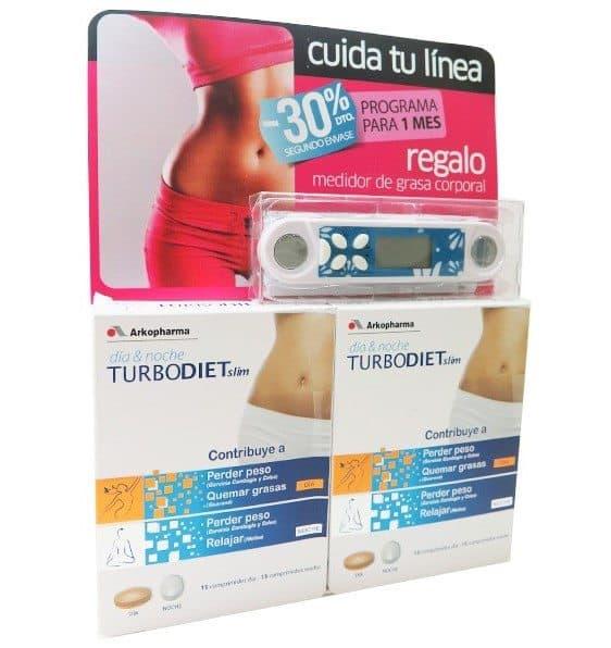 Comprar Duplo TurboDiet Slim 2x30 Comp Día y Noche Dieta Perder Peso