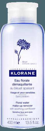 Comprar Klorane Agua Desmaquillante Al Aciano 400 Ml