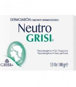 Comprar Grisi Dermojabón Neutro 100 gr