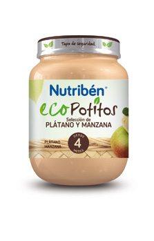 Comprar Nutriben Eco Selección Plátano Manzana 130 G