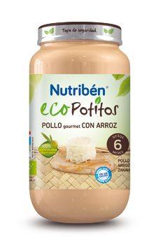 Comprar Nutriben Eco Pollo Gourmet Arroz 250 G