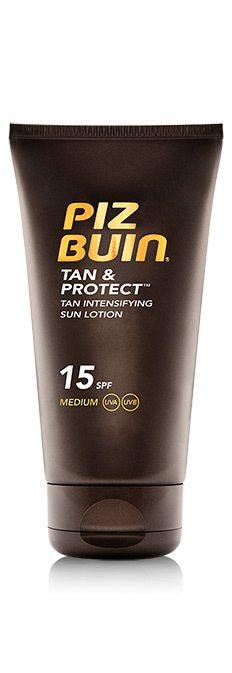 Piz Buin Tan & Protect Fps 30 Proteccion Media – Loción solar intensificadora del bronceado