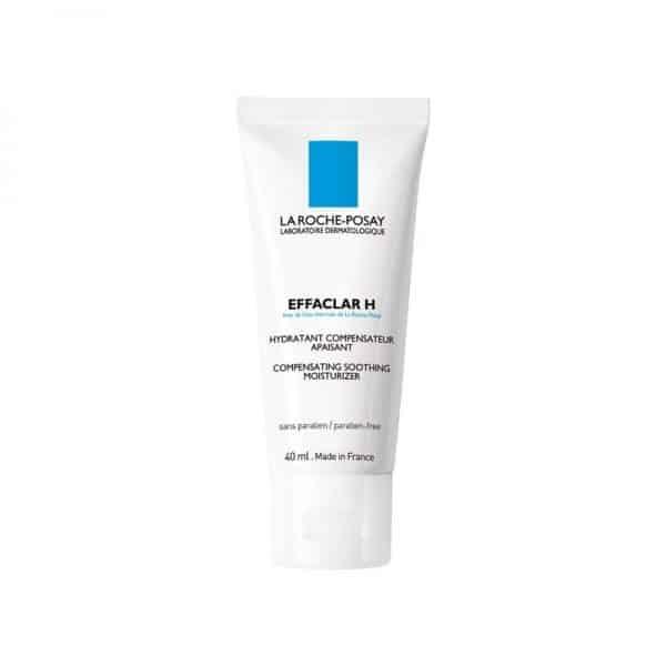 Comprar Roche Posay Effaclar H Hidratante 40 ml calma la piel debilitada