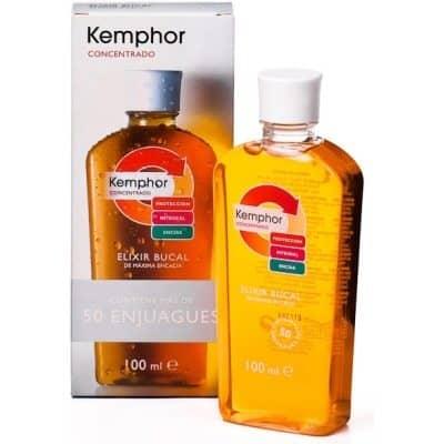 Comprar Elixir Kemphor 100 Ml. - Enjuague Bucal
