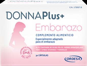 Comprar Donna Plus Embarazo 30 Cáps