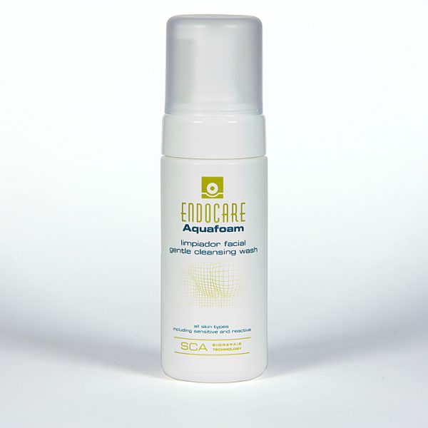 Comprar Endocare Aquafoam Limpiador Facial Espuma 125 Ml