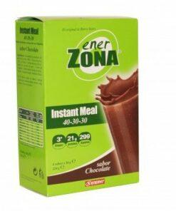 Comprar Enerzona Instant Meal Chocolate 4 Sobres