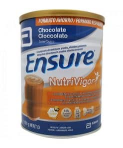 Comprar Ensure Nutrivigor 850gr Chocolate