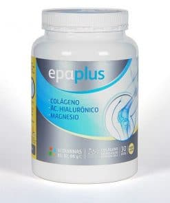 Epaplus 332 gr Colágeno + Hialurónico + Magnesio Sabor a Limón