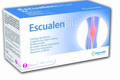 Escualen Plus 120 comprimidos