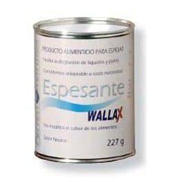 Comprar Espesante Wallax Neutro 6 Botes 227 gr