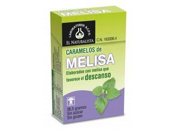 Comprar El Naturalista Caramelos Melisa Sin Azúcar 20 Cajas