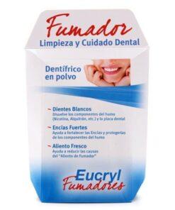 Eucryl Fumadores Polvo Dental 50 Gramos