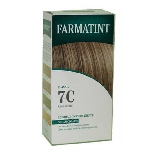 Farmatint 7C Rubio Ceniza 230 ml
