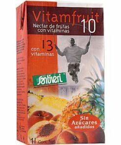 Comprar Santiveri Vitamfruit Nº10 Sin Azúcar 1L