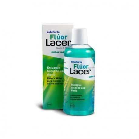 Comprar Lacer Colutorio Flúor Menta 500 Ml