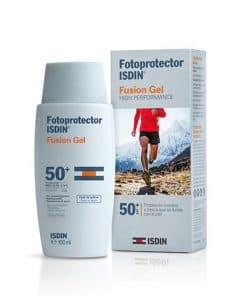 Comprar Fotoprotector Isdin SPF 50+ Fusión Gel Corporal 100 Ml - Protector Solar factor 50