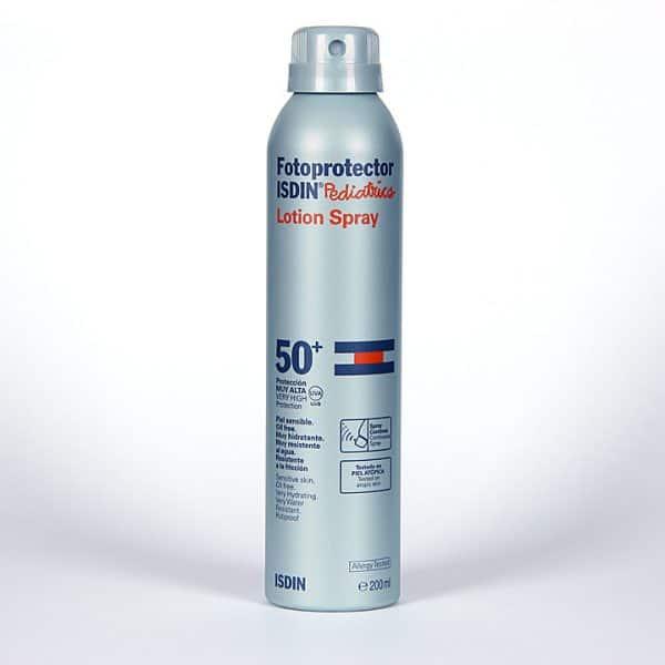 Comprar Fotoprotector ISDIN SPF 50+ Pediatrics  200 ml