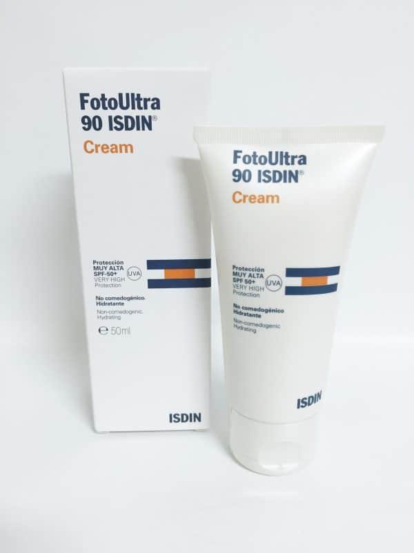 Comprar Fotoprotector Isdin SPF 90 Ultra Crema 50 ml