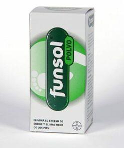 Funsol Polvo Desodorante 60 gr - Olor