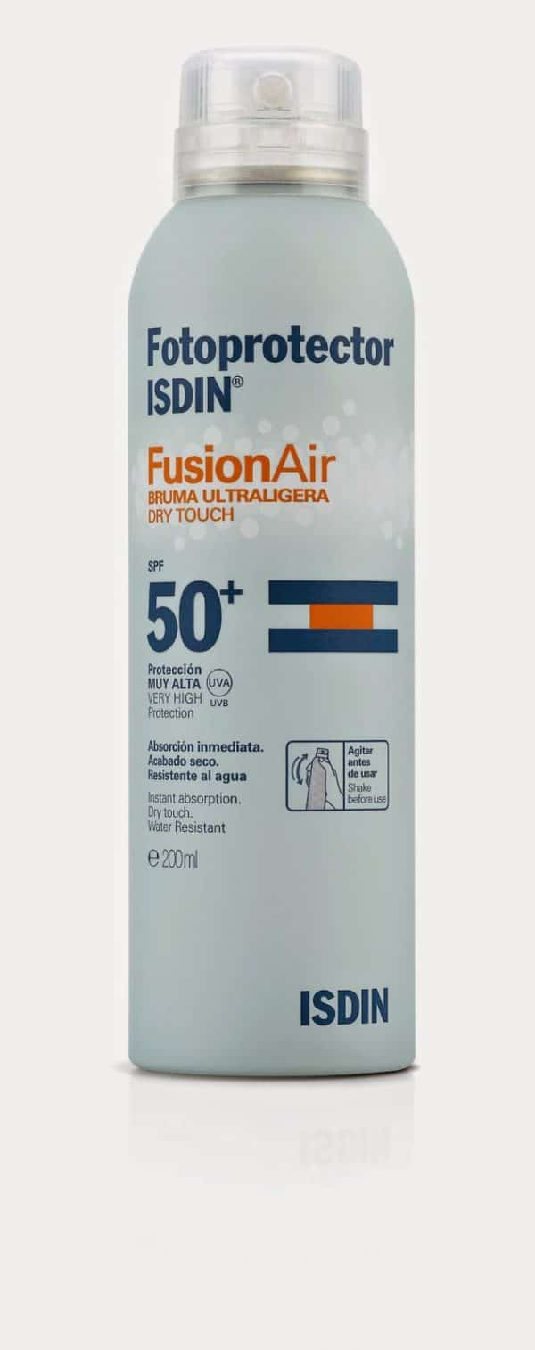 Comprar Fotopretector ISDIN SPF-50+ Fusion Air 200 ml