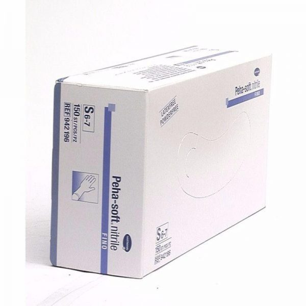 Comprar Peha Soft Guantes Nitrilo Fino T-S 100 U