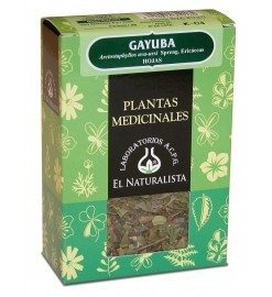 Comprar El Naturalista Gayuba 80 Gr