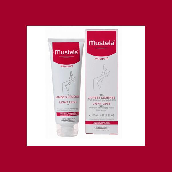 Comprar Mustela 9 Meses Alivio Instantáneo Piernas Ligeras Gel 125 ml