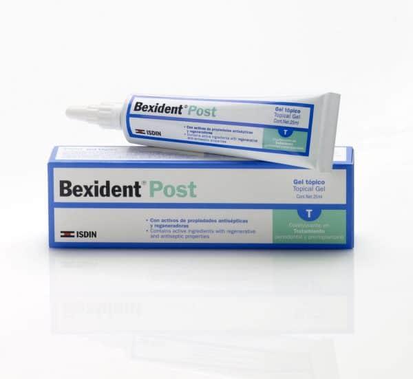 Comprar Bexident Post Gel Tópico 25 ML