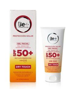 Comprar Be+ Protección Solar Gel Facial piel grasa/acné SPF50+
