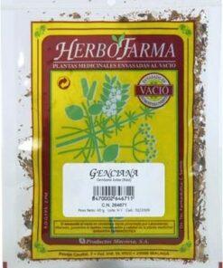 Genciana Herbofarma Al vacío 40 Gr