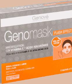 Comprar Genomask Mascarilla Con Vitamina C 6 Sobres