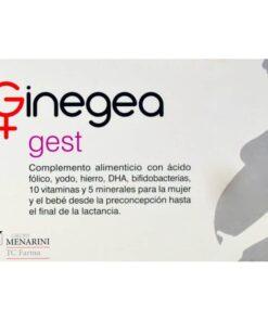 Comprar Ginegea Gest 30 Cápsulas + 30 Perlas